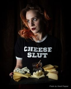 International Cheese Expert Erika Kubick