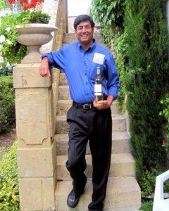 Wine Expert Harsha Chacko