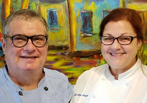 Greg & Mary Sonnier